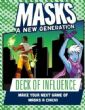 Masks: A New Generation RPG - Deck of Influence